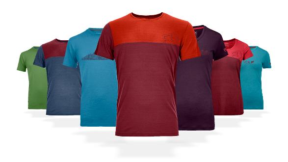 Súťaž o 25 Merino Cool tričiek od ORTOVOX